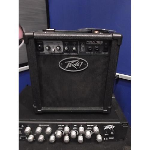 Peavey Max 126 1X6.5 10W Bass Combo Amp-thumbnail