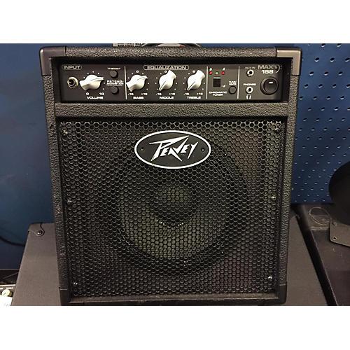 Peavey Max 158 1X8 15W Bass Combo Amp-thumbnail