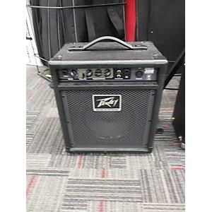 Pre-owned Peavey Max 158 1X8 15 Watt Bass Combo Amp by Peavey