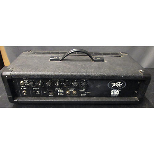 used peavey max 160 bass amp head guitar center. Black Bedroom Furniture Sets. Home Design Ideas