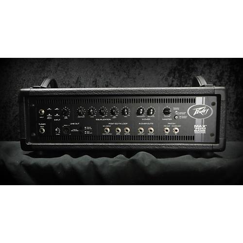 Peavey Max 700 Bass Power Amp