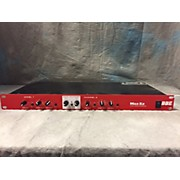 BBE Max-X2 2-Way Stereo Crossover