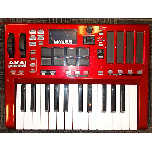 Akai Professional Max25 MIDI Controller