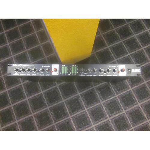 BBE MaxCom Dual-Channel Compressor