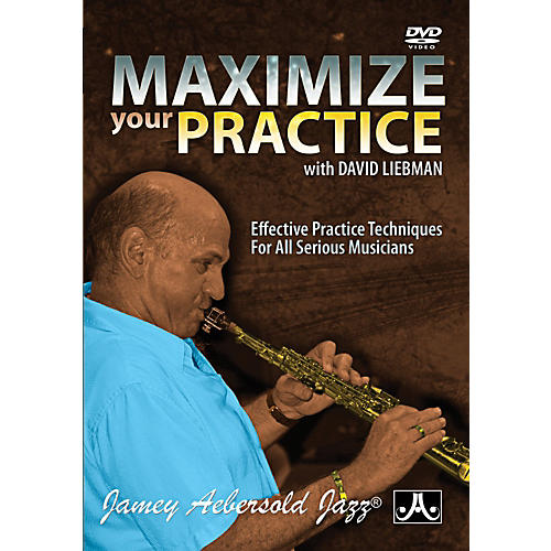 JodyJazz Maximize Your Practice DVD-thumbnail