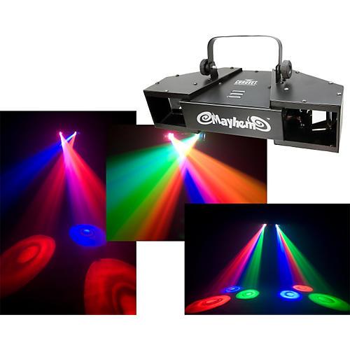 CHAUVET DJ Mayhem - Rotating LED Scanner-thumbnail