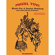 Tara Publications Mazel Tov! Music for A Jewish Wedding