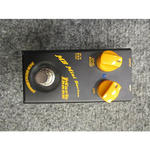 Markbass Mb Mini Boost Effect Pedal