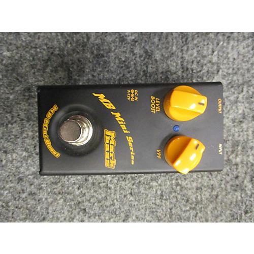 Markbass Mb Mini Boost Effect Pedal-thumbnail