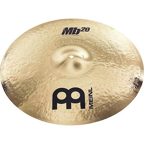Meinl Mb20 Medium Heavy Ride Cymbal-thumbnail