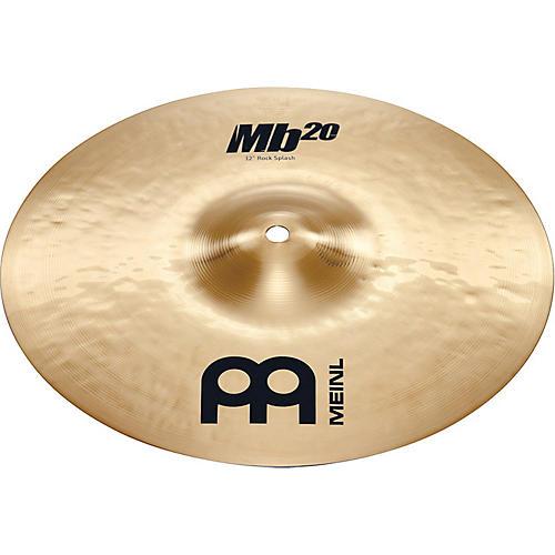 Meinl Mb20 Rock Splash Cymbal