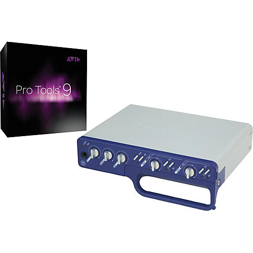 Digidesign Mbox 2 Factory with Pro Tools 9 Crossgrade-thumbnail