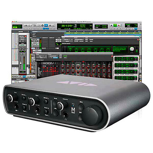Avid Mbox 3 and Pro Tools Express Educational
