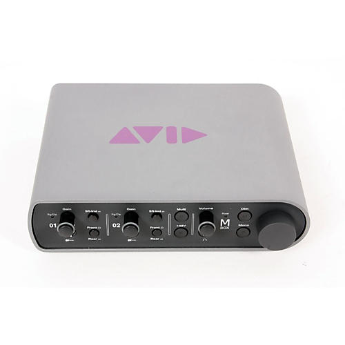 Avid Mbox 3 and Pro Tools Express  888365268095