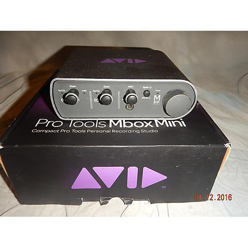 Avid Mbox III Mini Audio Interface-thumbnail