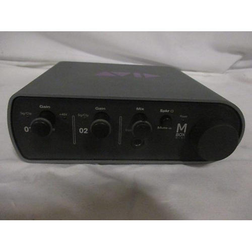 Avid Mbox III Mini Audio Interface