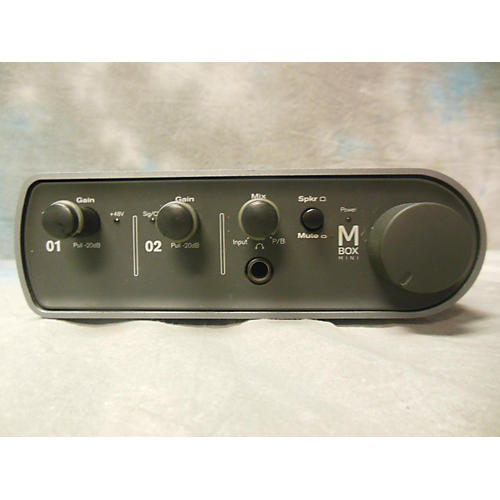 Avid Mbox Mini Audio Interface-thumbnail