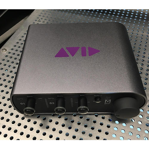 Avid Mbox Mini Audio Interface-thumbnail