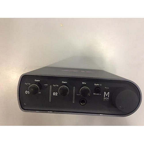 Avid Mbox Mini Audio Interface