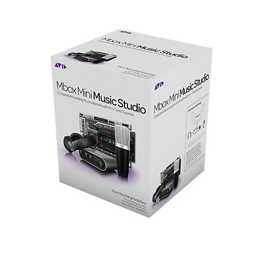 Avid Mbox Mini Music Studio