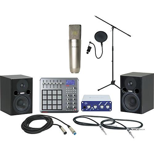 Digidesign Mbox2 Mini Recording Package-thumbnail