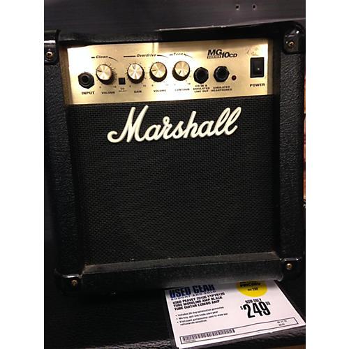 Marshall Mc10cd Guitar Combo Amp-thumbnail