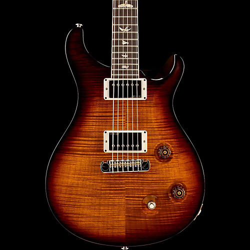 PRS McCarty Carved Flame Maple 10 Top with Nickel Hardware Solidbody Electric Guitar