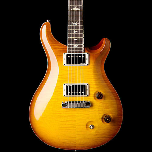 PRS McCarty Carved Flame Maple Top Bird Inlays-thumbnail