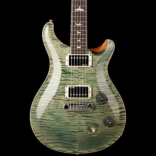 prs mccarty carved flame maple top bird inlays trampas green guitar center. Black Bedroom Furniture Sets. Home Design Ideas