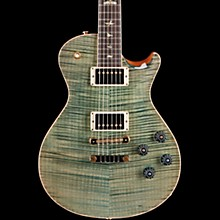 McCarty SingleCut 594 with Pattern Vintage Neck, 10 Top Electric Guitar Trampas Green