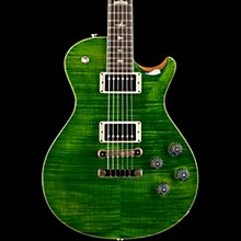 McCarty Singlecut 594 with Pattern Vintage Neck Electric Guitar Emerald Green