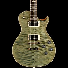 McCarty Singlecut 594 with Pattern Vintage Neck Electric Guitar Trampas Green