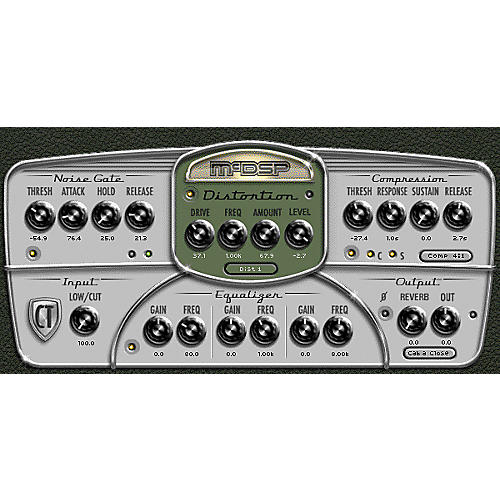 Roland McDSP Chrome Tone VS Plug-In