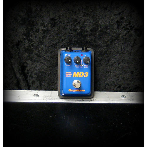 Guyatone Md3 Digital Delay Effect Pedal
