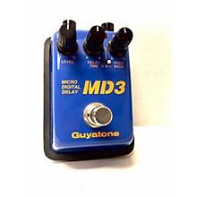 Guyatone Md3 MICRO DELAY Effect Pedal