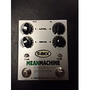 T-Rex Engineering MeanMachine Dual Effect Pedal