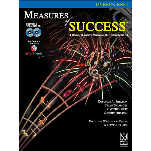 FJH Music Measures of Success Baritone T.C. Book 1-thumbnail