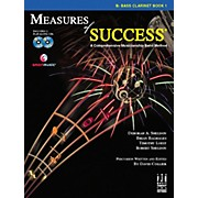 FJH Music Measures of Success Bass Clarinet Book 1