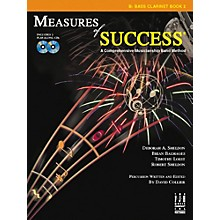 FJH Music Measures of Success Bass Clarinet Book 2