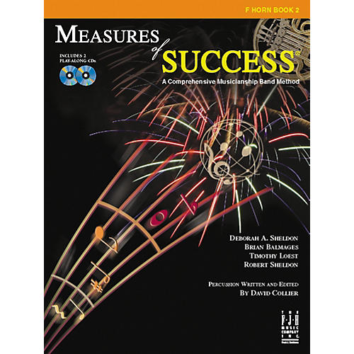 FJH Music Measures of Success F Horn Book 2-thumbnail