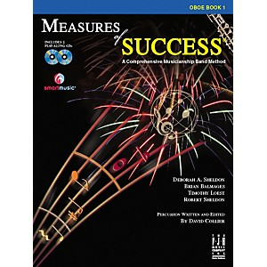 FJH Music Measures of Success Oboe Book 1 by