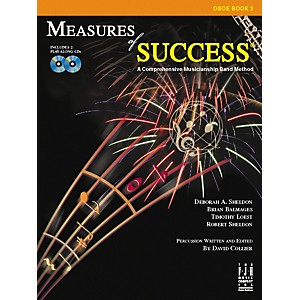 FJH Music Measures of Success Oboe Book 2 by