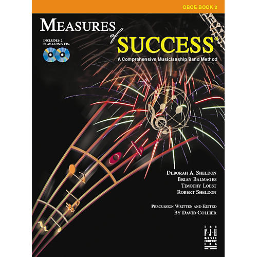 FJH Music Measures of Success Oboe Book 2-thumbnail