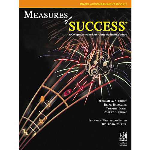 FJH Music Measures of Success Piano Accompaniment Book 2-thumbnail