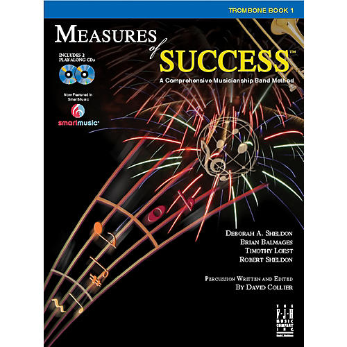 FJH Music Measures of Success Trombone Book 1-thumbnail