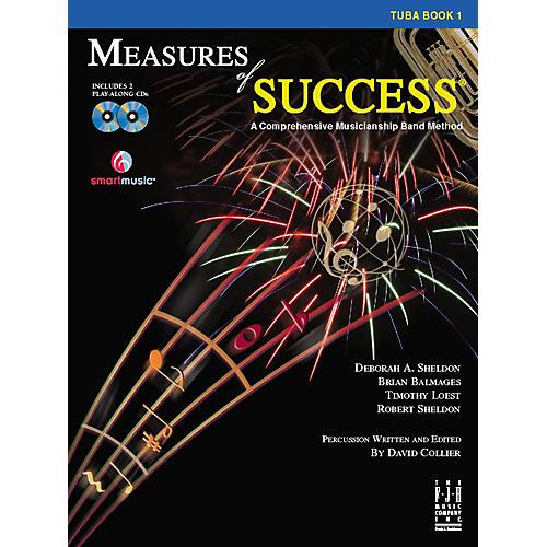 FJH Music Measures of Success Tuba Book 1