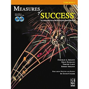 FJH Music Measures of Success Tuba Book 2 by FJH Music