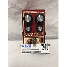 DOD Meatbox Subsynth Bass Effect Pedal