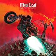 RED Meatloaf - Bat out of Hell LP