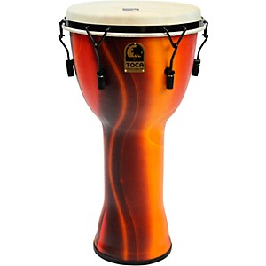Toca Mechanically Tuned Djembe with Extended Rim by Toca